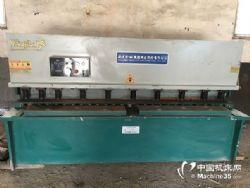 液压摆式剪板机6×2.5米