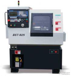 电商部直销BST-N25数控车床排刀机,小型线轨数控车床
