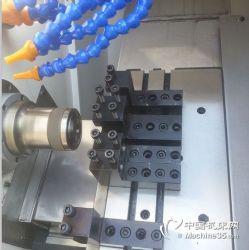 江苏数控机床厂家直销BST-46斜床身数控车床排刀机价格