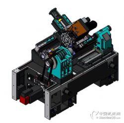 BST-46DM斜轨卧式动力刀塔车铣复合数控车床采购商机