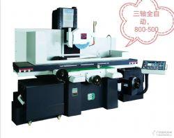 现货出售韩国昌汉磨床背光板精密平面磨床进口大水磨双V导轨