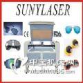 供应太阳镜滑雪镜激光切割机