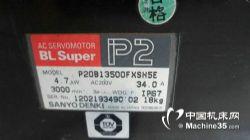 东莞塘厦工业机械三洋伺服电机/伺服马达高效快速维修厂家价格