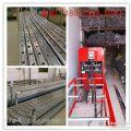 供应锌钢护栏液压冲孔机