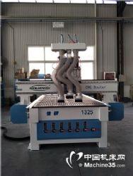 供应三工序雕刻机 数控雕刻机 吸塑门生产设备