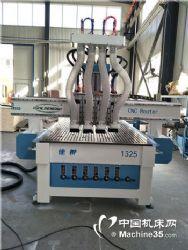 供应数控下料机 四工序雕刻机 吸塑门生产设备