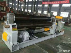 供应南通特力6*2500机械对称式三辊卷板机