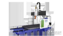机器人三维六轴激光切割机