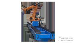 机器人激光淬火系统