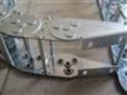 供应钢铝拖链选经纬 钢铝拖链专业厂家