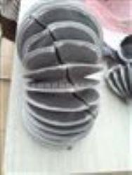 订做帆布软连接 矩形圆形帆布软连接