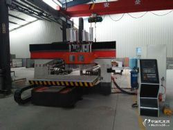 駿邦數控木工機械 三軸加工中心 重型立臥銑床廠家