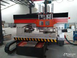 骏邦数控木工机械 三轴实木加工中心 重型铣床厂家