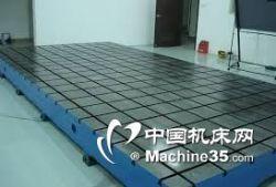 供应2000*6000mm铸铁平台平板焊接平台