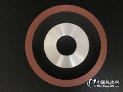 铝胶木125单斜边金刚石树脂砂轮
