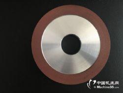 单斜边125(PDX)金刚石树脂砂轮