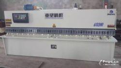 云南昆明4米数控剪板机生产厂家