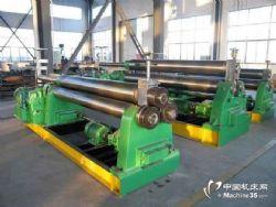 云南昆明W11系列三辊卷板机生产厂家