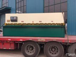 云南昆明不锈钢专用4米数控剪板机价格