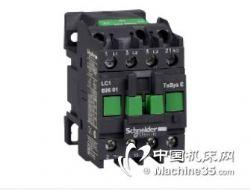 施耐德LC1-E0601M5N交流接觸器