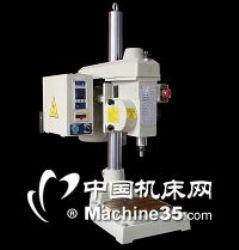 供应SC-4508齿轮式牙距自动攻牙机 攻丝机