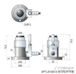 马波斯加工中心用接触式Z轴对刀仪3PTLS10312/4