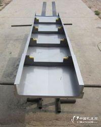 加工定制林兴机床钢板防护罩 导轨防护罩价格