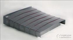 不锈钢板伸缩式防护罩镗床镗铣床