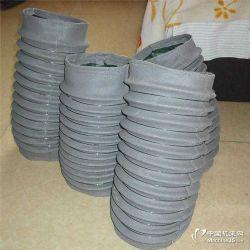 圆形防护罩 静音防护罩 风机防布软连接