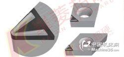 供应带断屑槽PCD刀片价比可替代进口刀片