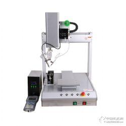 331桌面式三軸平臺自動焊錫機器人深圳市瑞德鑫自動化
