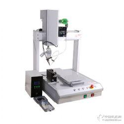 瑞德鑫自動焊錫機441電路板桌面式點焊設備