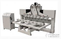 2025多头伟徳国际雕刻机 多主轴大批量高质量高效率加工雕刻机