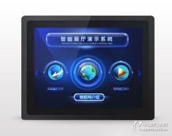 10.4寸工眼神�碗s�I一�w�C 3MM嵌入式工�I平板�◆�X