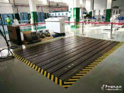 供应优质T型槽铸铁平台