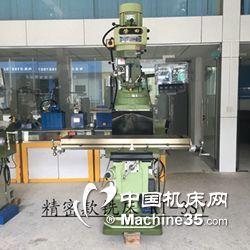 台湾荣田3sv精密炮塔铣床保修两年