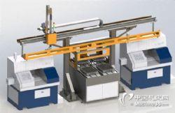 联机自动化上下料桁架机械人系统