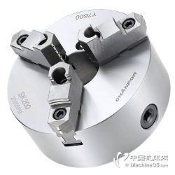 供应千鸿SK160强力型高品质高精度三爪卡盘