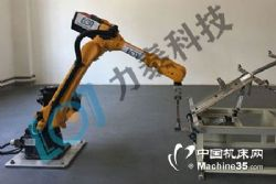 產品要聞力泰鍛造工業機器人 機械手臂自動化上下料