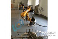 产品要闻力泰科技定制锻造自动化机器人 送料机械手