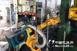 產品要聞鍛造自動化上下料機械手生產線 鍛造機器人