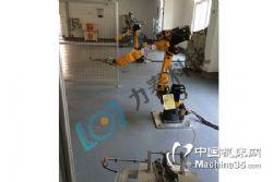 產品要聞力泰工業機器人系統集成 自動化上下料機械臂