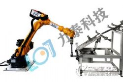锻造工业机器人 力泰自动化提供上下料机械手臂