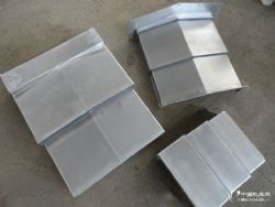 供应1370/1688加工中心导轨钢板防护罩信的过厂家