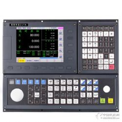 21TC廣東六軸總線式加工中心數控機床系統