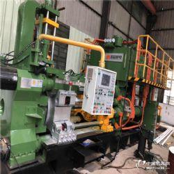 倒闭铝材厂转让二手铝型材挤压机明晟1000吨二手铝挤压机