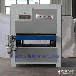 供应全自动木工砂光机木工机械设备定尺砂光机