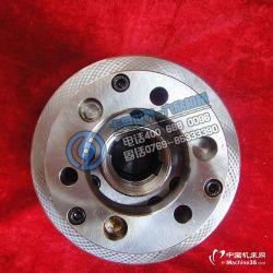 供应台湾通福大孔径三爪中空液压卡盘TF3C-10A8