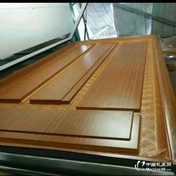 文件柜木纹转印机铁皮柜木纹转印机档案柜木纹转印机密集架木纹转价格