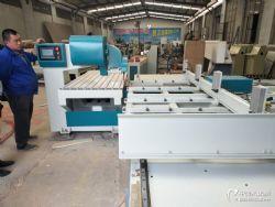 数控裁板锯hg-001切割板材就是快